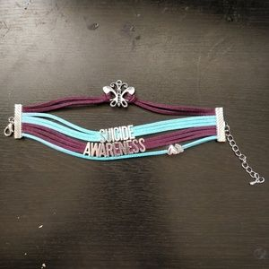 Jewelry - Suicide Awareness Bracelet